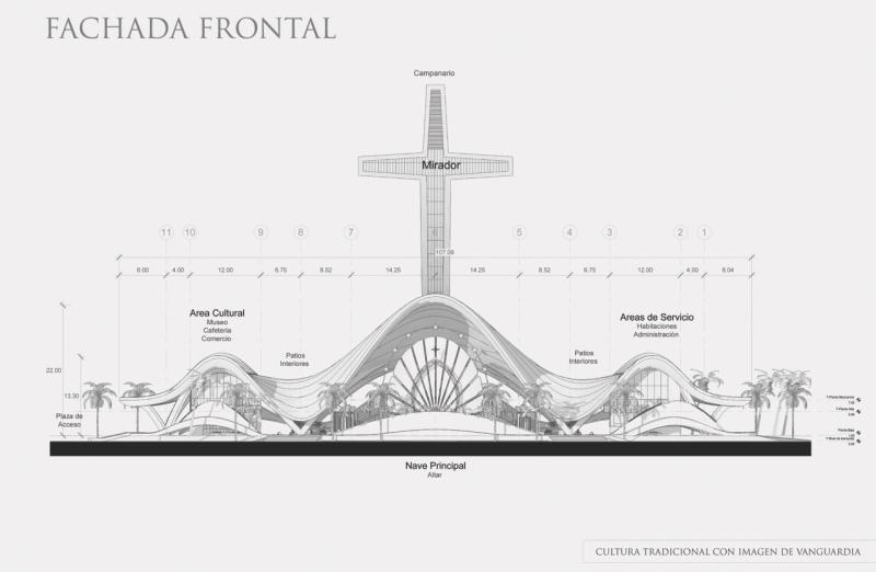 15 - Basílica Santa Maria del Mar. sanzpont [arquitectura]