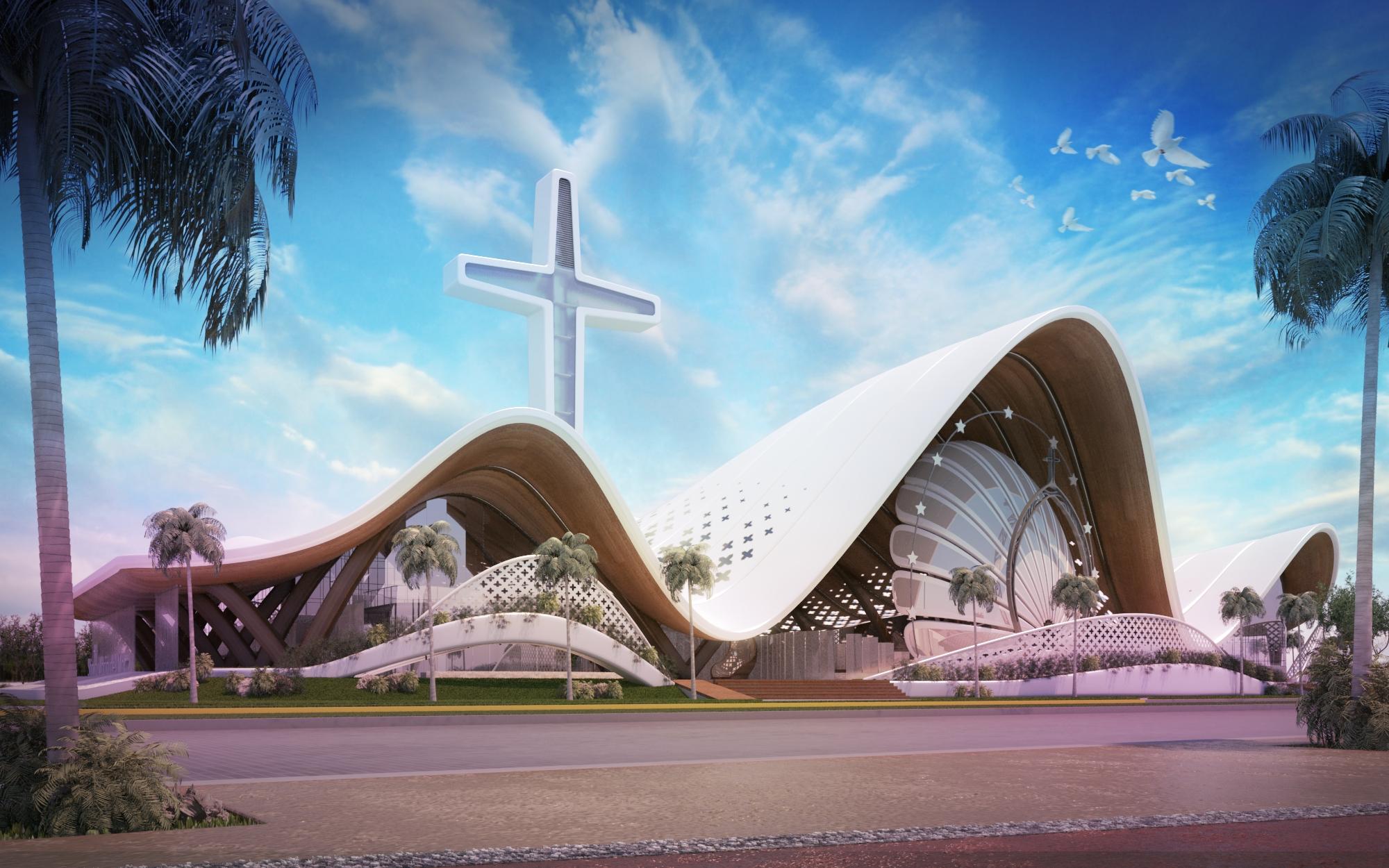 Santa maria del mar basilica sanzpont arquitectura for Imagenes de arquitectura