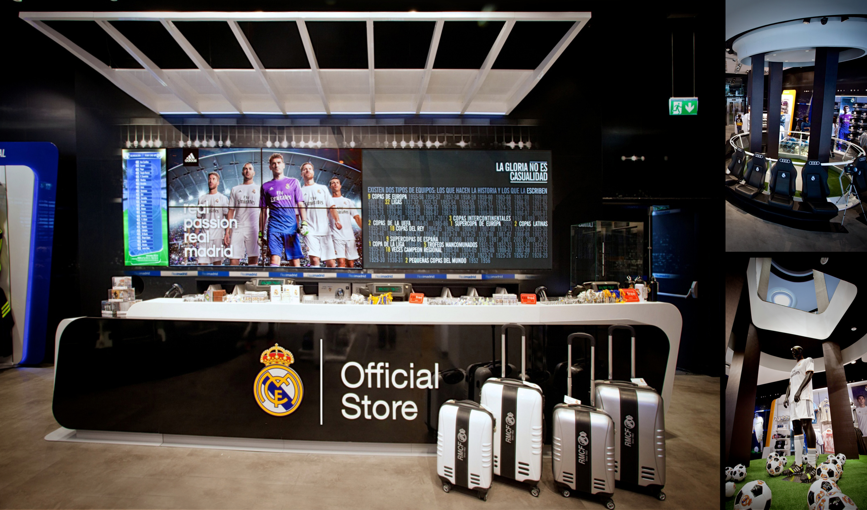 Real madrid real madrid shop - The body shop madrid ...