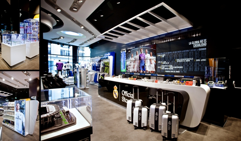 07 - sanzpont [arquitectura] - Real Madrid Official Store Gran Via 31