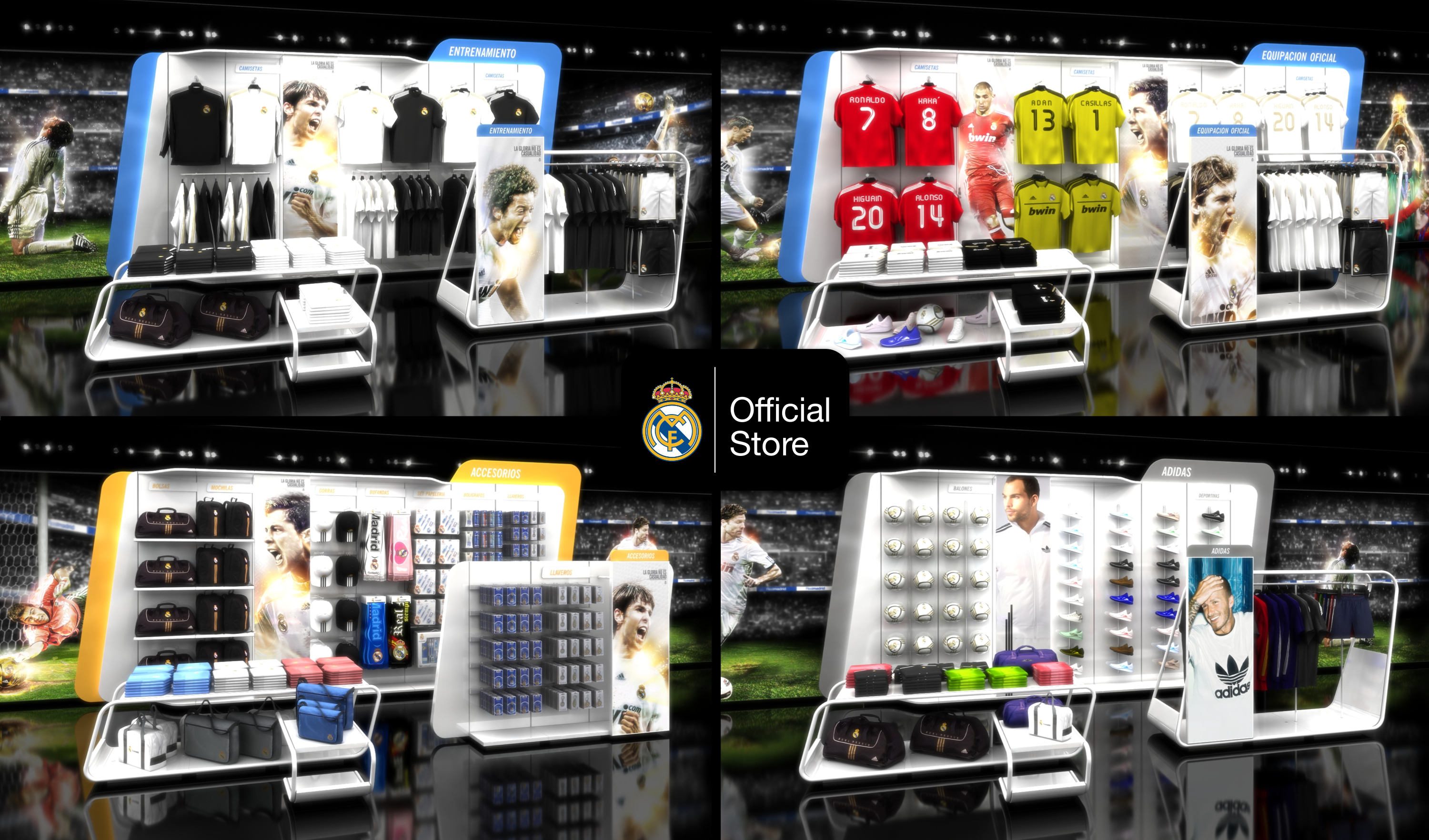 ed459d679 Download this Sanzpont Arquitectura Real Madrid Official Store Gran Via  picture