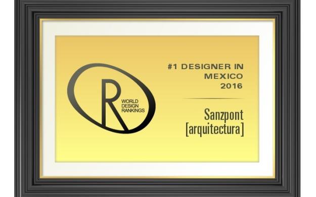 b4791c54e sanzpont  arquitectura      1 Designer in México 2016